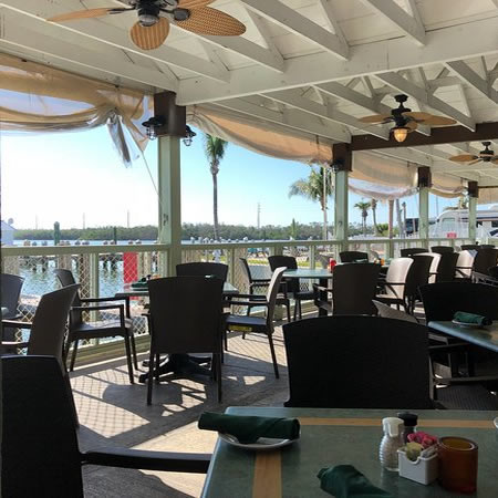Waterfront Dining In Marathon Florida